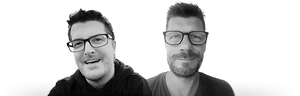 Fredrik och Magnus på Lektionsbanken