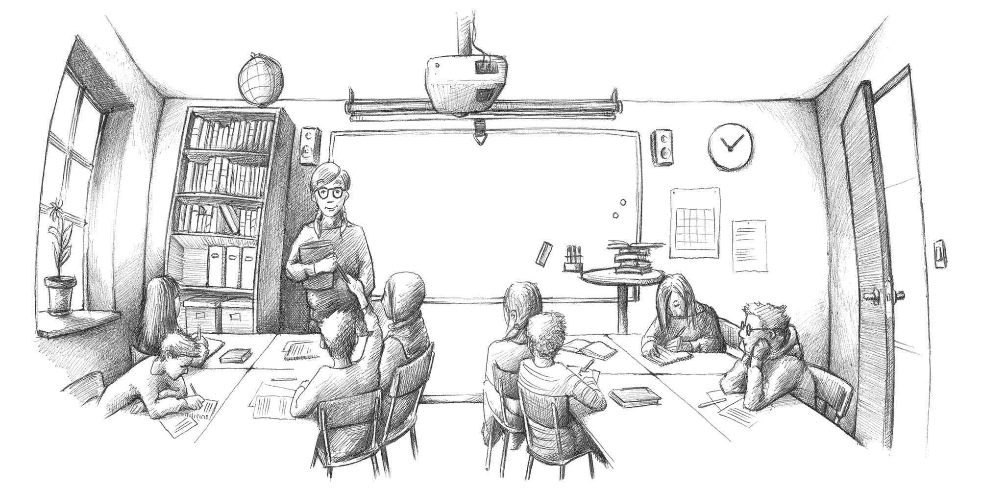 Lektionsbankens innehåll
